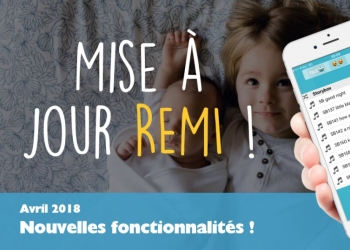 What's new on REMI in April ?