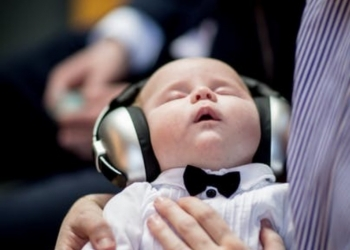 White noise for baby : a scientific research !