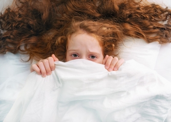 Toddler nightmares and what to do about them?