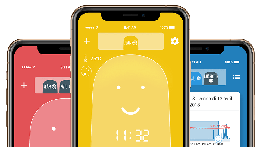 REMI: The Ok to Wake alarm clock that improves children's sleep